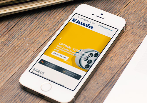 Eisele Web-Relaunch